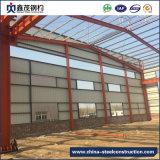 China-Lieferanten-Stahlkonstruktion-vorfabriziertes Gebäude