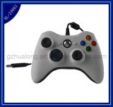 De witte Toebehoren van het Spel van het Controlemechanisme van de Kabel, voor 360 van Microsoft xBox (hl-20003)