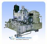 배압 산업 증기 터빈