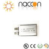batteria ricaricabile di 3.7V 104065 2600mAh Lipo