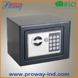 Seguridad digital electrónica de Caja de seguridad bloqueo de teclado, la oficina en casa hotel de negocios joyas uso efectivo de la Pistola 0.2CF, incluido el almacenamiento (Batería).