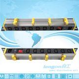 La PDU de tipo IEC C13