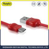 비용을 부과 기능을%s 가진 보편적인 유형 C USB 이동 전화 데이터 케이블