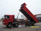 販売(ZZ3317N3867W)のための道のダンプカーまたはダンプトラックを離れたSinotruk HOWO 8X4 371HP