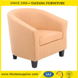 Mobilia moderna di svago comodo della mobilia del posto unico del caffè della presidenza del sofà del ristorante