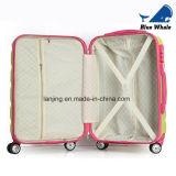 Spinner-Arbeitsweg-Laufkatze-Gepäck-Aluminiumlegierung-Rod-reisender Koffer