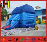 Ozean-Thema-aufblasbare Prahler-aufblasbare Jumpy Schlag-Kind-aufblasbares kombiniertes