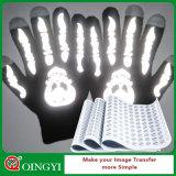 Design OEM Qingyi autocolante de Transferência de Calor na camisola T