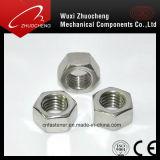 Гайки шестиугольника Steel304 316 DIN934 DIN936 нержавеющие