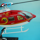 Drone Helicopter Ec-135 Resin Customized Model