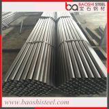 Слабая черная круглая труба холоднокатаной стали для строительных материалов