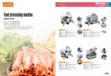 Edelstahl-elektrischer Fleischwolf und Fleisch-Schneidmaschine-Maschine