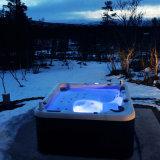 Belle baignoire de massage au bain à remous Jacuzzi Spa extérieur A520