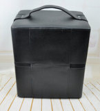流行の装飾的な携帯用Foldable収納箱