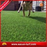 Relvado sintético da grama artificial chinesa do mais baixo preço para o quintal