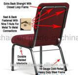 卸し売り安いスタック可能金属教会椅子