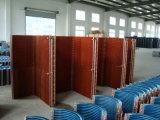 Gefäß-Flosse-Kühlraum-Luft abgekühlter Kondensator