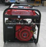 6kVA générateur à essence portable, Petro générateur avec prix de gros