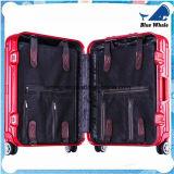 RAHMEN-Laufkatze-Gepäck der neuen Art-Bw249 2016 rotes Aluminium