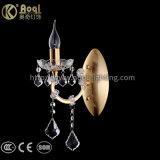 Venda o metal quente Golden lustre de cristal Light