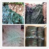 Reticolato impermeabile basato militare di Camo della maglia di colore rovesciabile