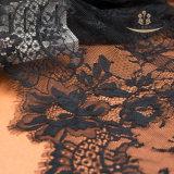 Ткань шнурка ресницы шнурка платья венчания Multi цвета опционная