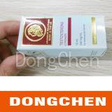 Escritura de la etiqueta adhesiva impermeable del frasco del diseño profesional barato del precio de la alta calidad