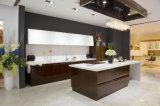 現代ホームのための最近ピアノ高い光沢のあるラッカー食器棚