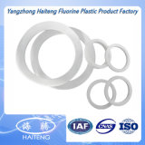 Pakkingen van de Pakking PTFE van de Wond van het roestvrij staal de Spiraalvormige Plastic Spiraalvormige