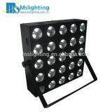 Luz LED RGB de 25*15W 3en1 Eastsun Multi-Color LED Matrix Blinder