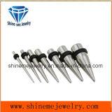 316Lステンレス鋼の耳せんの先を細くすること(SPG1838)