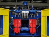 Plastikbehälter-Maschine HDPE Flasche, die Maschine herstellt