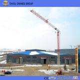 Поставщик крана башни раскрытия Китая Qtk20 2ton модельный быстрый с самым лучшим качеством