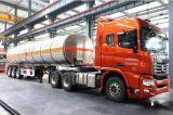 De 38 Cbm da liga de alumínio do combustível do petroleiro reboque Semi