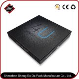 Kundenspezifischer quadratischer Noten-Papier-Geschenk-Kasten für elektronische Produkte
