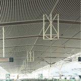 空セクションが付いている格好良いアルミニウム放出のバッフルの天井
