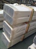 Profils personnalisé d'aluminium de fini de 6063 moulin/en aluminium d'extrusion