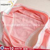 Großhandelslacework-Bambusfaser-Normallack-Mädchen-jugendliches Unterwäsche-Modell