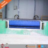Пандус разровнителя стыковки контейнера гидровлический (фабрика)