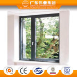 Aluminium de Weiye/guichet d'aluminium/tissu pour rideaux d'Aluminio