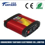 Inversor de carro de onda sinusoidal modificado 300W com porta USB