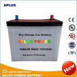 De Beginnende Batterijen van de Opslag JIS 12V 45ah Ns60 voor Afrikaanse Markt
