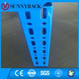 Prateleiras de médio porte com painel de aço galvanizado