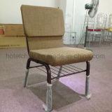 Vente en gros Chaise empilable en métal empilable en métal