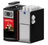 Gaia E2s - Máquina de café de mesa para escritório usando