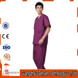 Guangzhou Factory Medical Dress Cotton Doctor Uniform