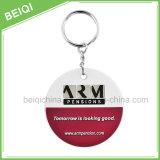 선전용 선물 주문 고무 Keychain/플라스틱 PVC Keychain 도매