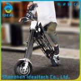 Scooter électrique de mobilité plié par moteur de l'alliage d'aluminium 25km/H 350W
