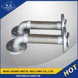 Pipe soudée d'acier inoxydable de diamètre de Yangbo 100mm