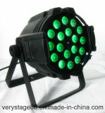 PAR64 18X15W RGBWA+УФ 6в1 зум PAR можно промыть лампа